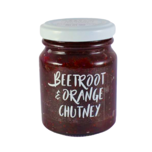 Beetroot And Orange Chutney