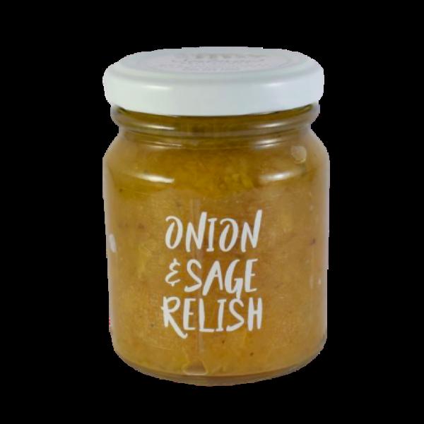 Onion And Sage Relish