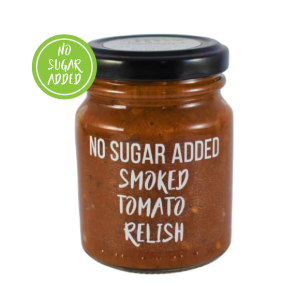 Smoked tomato Relish no sugar added